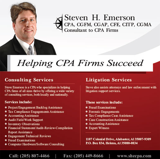 CPA advertising example