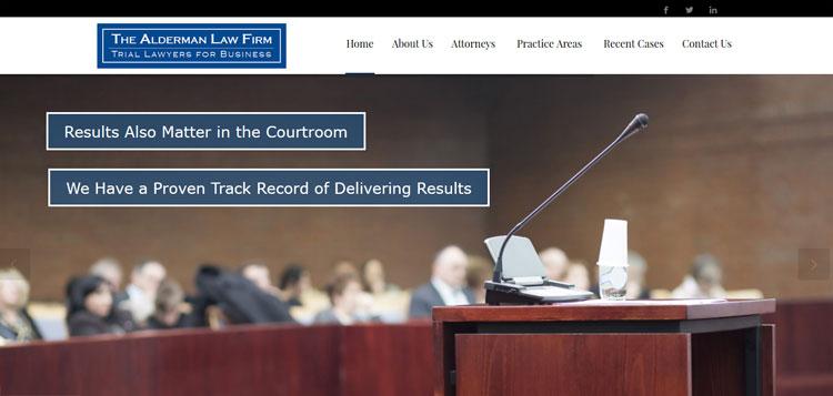 law-firm-web-design